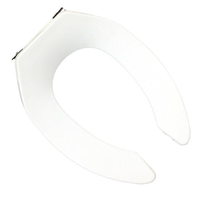 Fabulous Slow Close Commercial Quality Elongated Toilet Seat Creativecarmelina Interior Chair Design Creativecarmelinacom