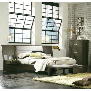 Brayden Studio Sirena Upholstered Platform Bed