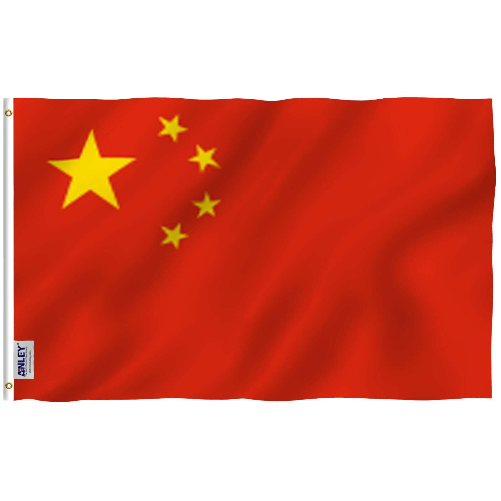 Anley Chinese 2 Sided Polyester 36 X 60 In House Flag Wayfair
