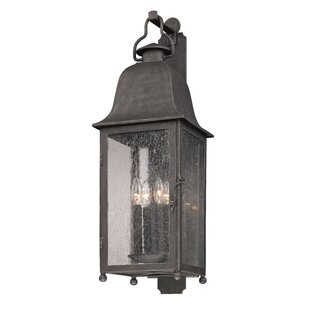 Find for Susannah 4-Light Outdoor Wall Lantern By Darby Home Co