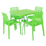 Slezak 5 Piece Dining Set