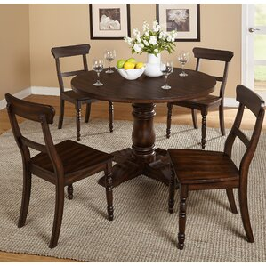 Orrin 5 Piece Dining Set by Darby Home Co