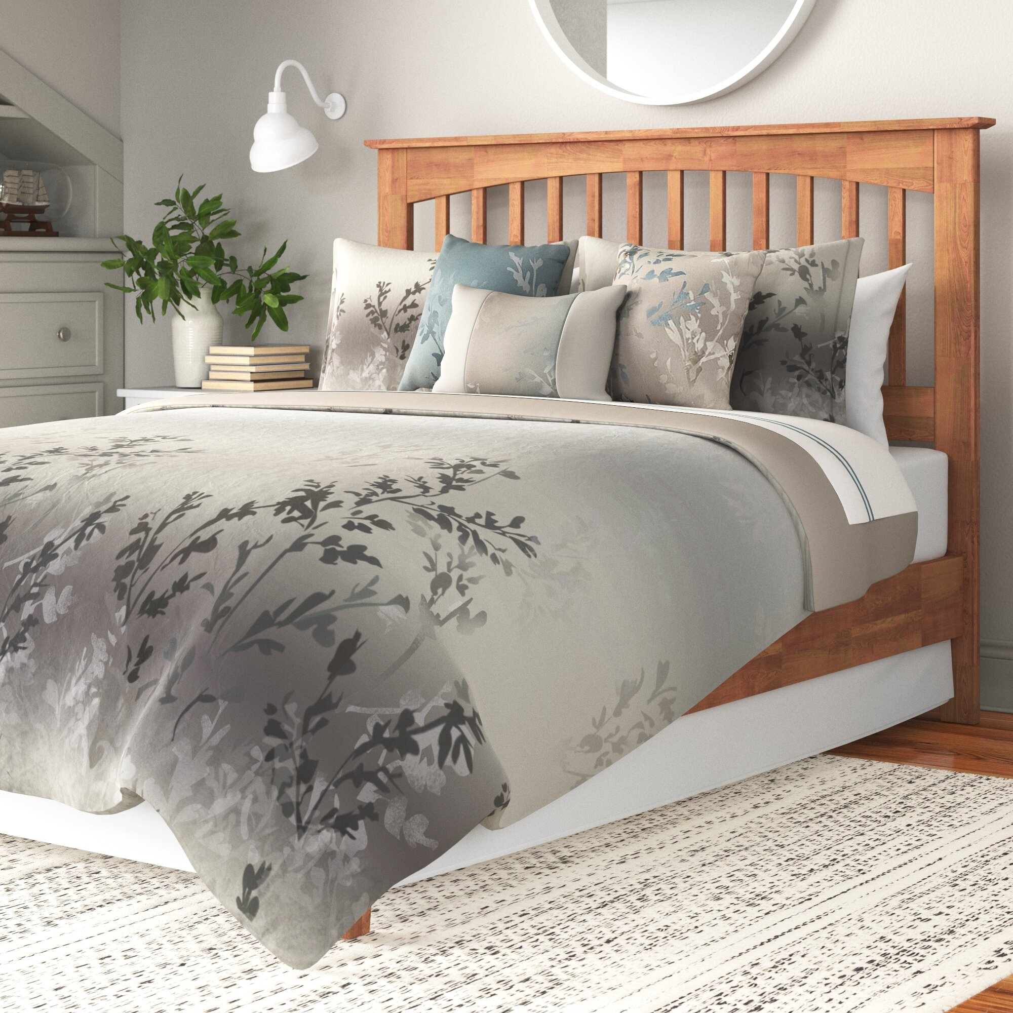 Andover Mills Quickep Comforter Set Reviews Wayfair
