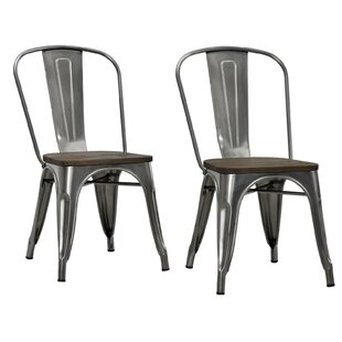 Fortuna Solid Wood Dining Chair (Set Of 2) by Trent Austin Design Top Reviews
