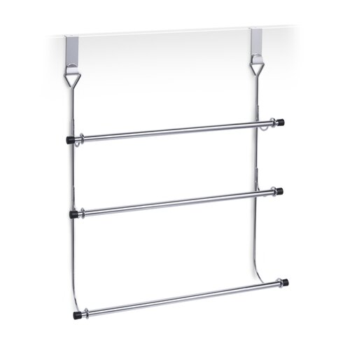Larraine Towel holder Symple Stuff Silver