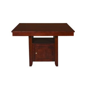 Jagger Counter Height Dining Table by Alcott Hill