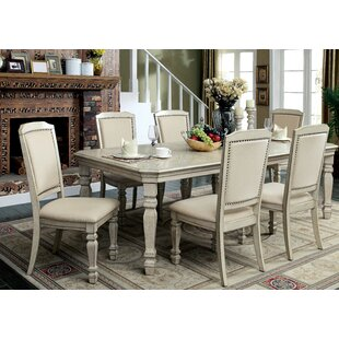 Tandor 7 Piece Extendable Dining Set Enitial Lab