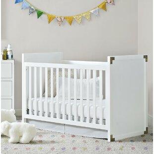 Save to Idea Board. White & White Canopy Crib   Wayfair