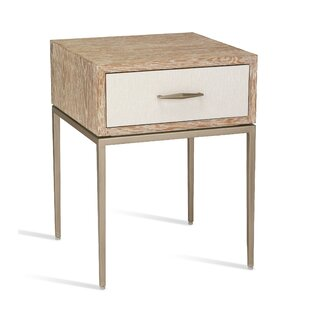 Corinna 1 Drawer Nightstand By Interlude