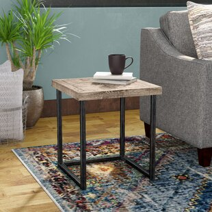 Find a Adalheid Parquet End Table by Trent Austin Design