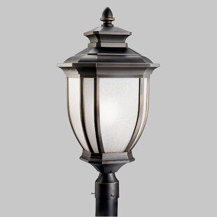 Three Posts Greenview Outdoor 1-Light Lantern Head