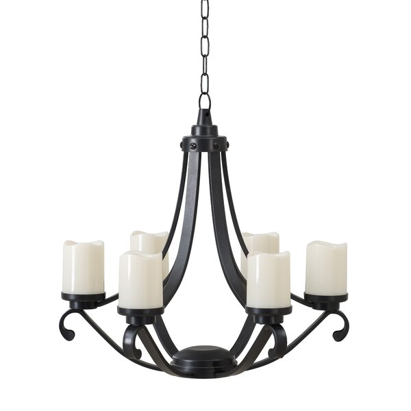 Battery Powered Chandelier Wayfair