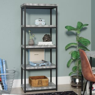 Micaela Etagere Bookcase by Tr..