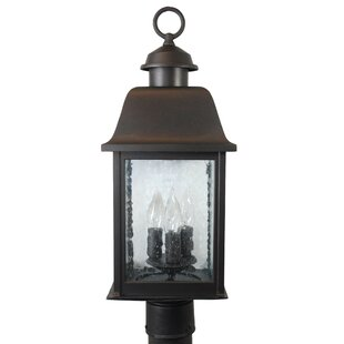 Breakwater Bay Fynn 3- Light Lantern Head