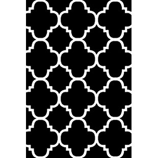 Shopping for Mccampbell Black/White Area Rug ByIvy Bronx
