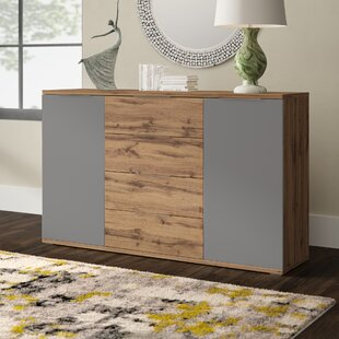 Wicker Park 4 Drawer Combo Dresser