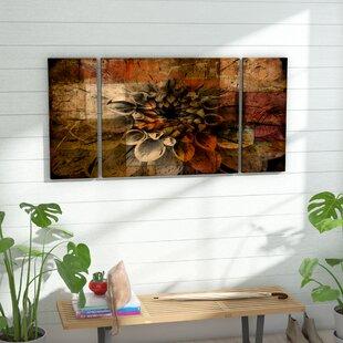 Metal Wooden Wall Art You Ll Love Wayfair