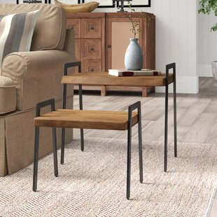 Neuville End Table Set (Set of 2) by Laurel Foundry Modern Farmhouse
