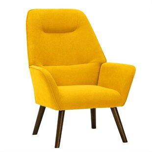Aditya Modern Armchair by Corrigan Studio