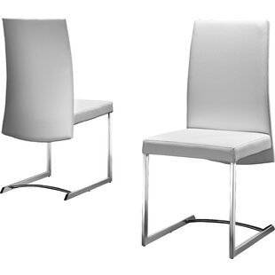 Skyler Upholstered Dining Chair (Set of 4) by Wade Logan