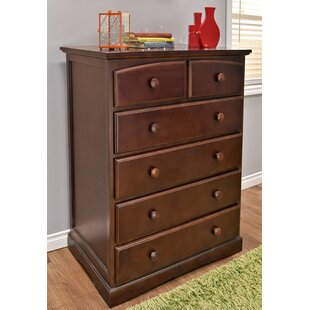 Sandisfield 6 Drawer Chest by Zoomie Kids