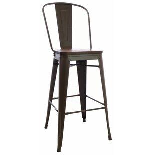 Ashton 77cm Bar Stool By Borough Wharf