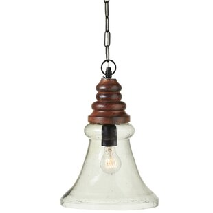 Nylah LED Bell Pendant by ..