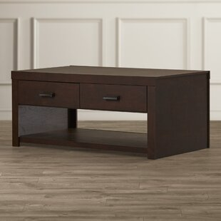 Beyers Coffee Table by Charlton Home Great price