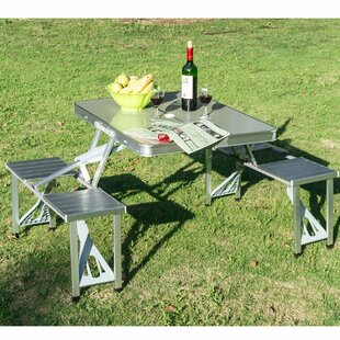 Trimble Picnic Bench By Sol 72 Outdoor