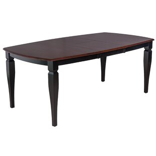 Victoria Extendable Solid Wood Dining Table