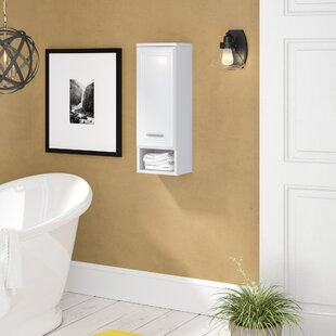 Review Tysen 25cm X 71cm Wall Mounted Cabinet