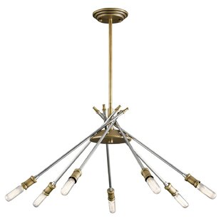 Corrigan Studio Riverside 7-Light Sputnik Chandelier
