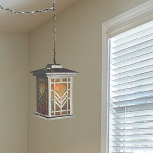 Springdale Lighting 1-Light Lantern Pendant