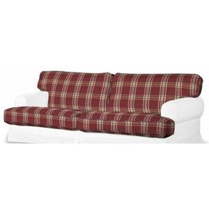4-tlg. Sofa-Bezug-Set Edinburgh von Dekoria