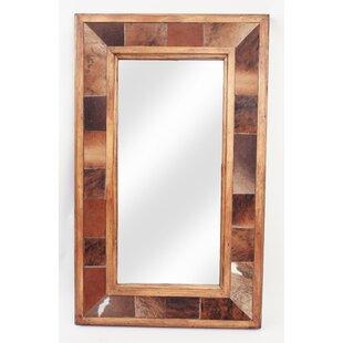 My Amigos Imports Big Sky Rustic Accent Mirror