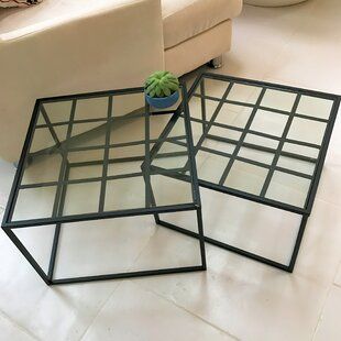 Whole House Worlds Iconic 2 Piece Nesting Tables