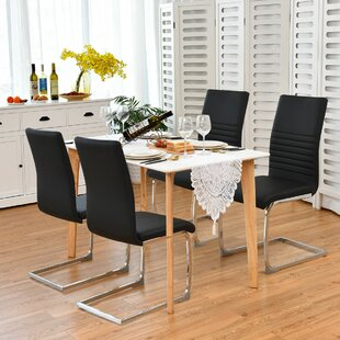 Buying Hebron Upholstered Dining Chair by Orren Ellis Reviews (2019) & Buyer's Guide