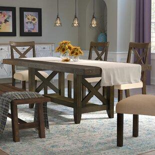 Lark Manor Tess 5 Piece Extendable Dining Set