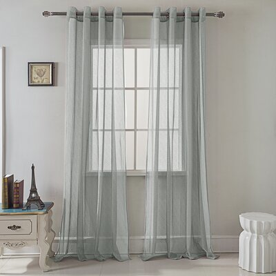 90 Inch Gray And Silver Curtains Amp Drapes You Ll Love In