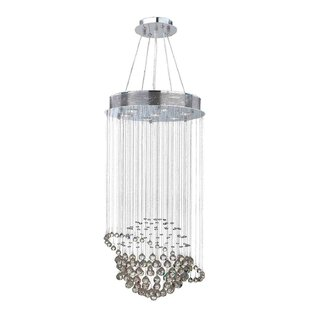 Latrobe 7-Light Cluster Pendant by Orren Ellis