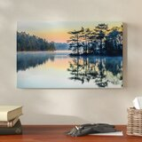 Before People Wake by Benny Pettersson - Wrapped Canvas Photograph Print