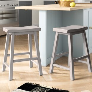 Sharman Counter Height 24 Bar Stool (Set of 2)