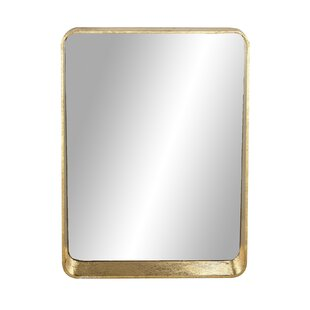 Bungalow Rose Ginyard Bathroom/Vanity Mirror