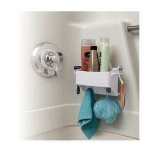 MHI Safe-er-Grip Shower Caddy (Set of 2)