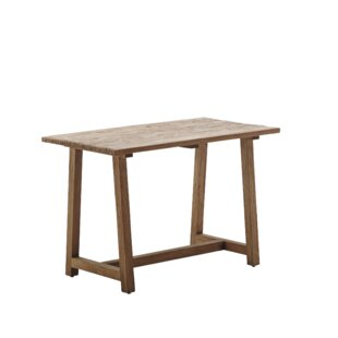 Storey Solid Wood Desk by Loon Peak No Copoun