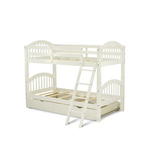 Wamsley Twin Bunk Bed with Trundle