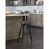 Migliore Adjustable Height Bar Stool by Williston Forge