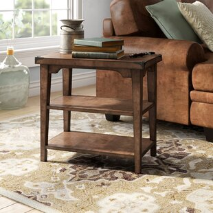 Great deal Hebbville Chairside Table ByTrent Austin Design