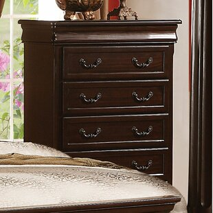 Fleur De Lis Living Starks 6 Drawer Chest