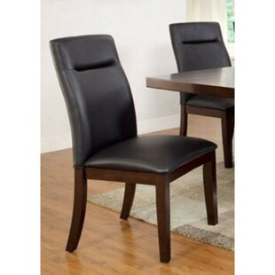 Northfleet Padded Upholstered Dining Chair (Set of 2) Orren Ellis